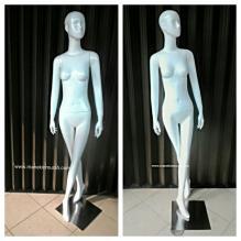 KODE 6 KS -- patung full body wanita dewasa material fiber glass tinggi 1.7m