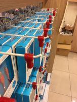 lock pin magnet material plastik kombinasi magnet