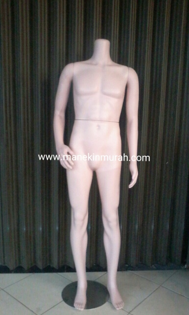 full body pria plastik kulit