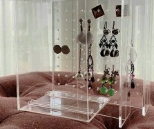 display anting 2 laci ( sofa )